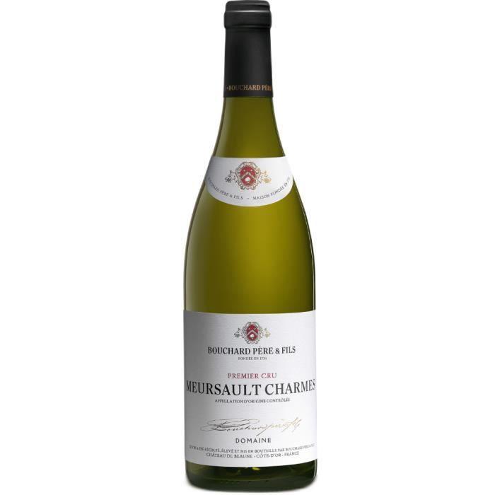 Bouchard Père et Fils - Meursault Charmes 1er Cru Domaine - Blanc 2017 - 75cl