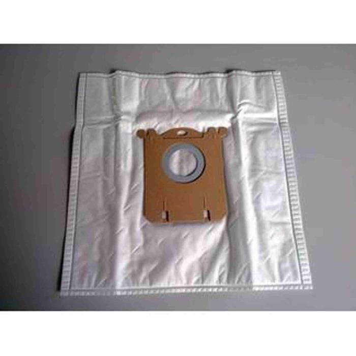 Boîte de 5 sacs microfibres pour Aspirateur ELECTROLUX, TORNADO
