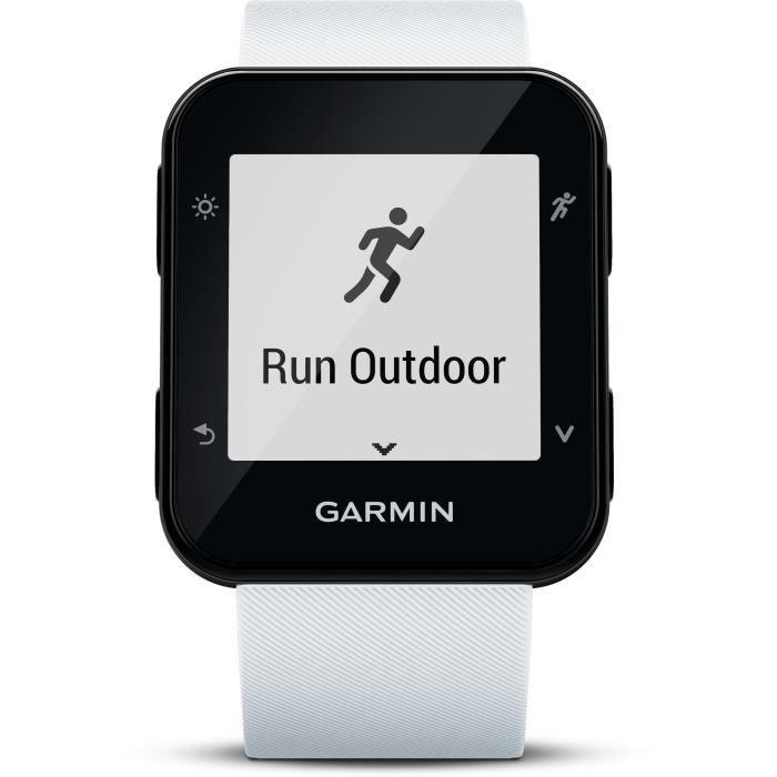 Montre GARMIN -Forerunner 35, GPS, EU, White