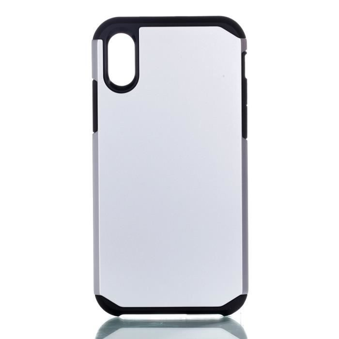 coque iphone x hybrid