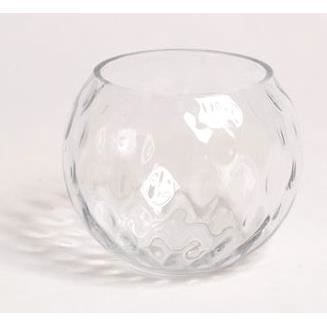 vase boule effet bulles en verre achat vente vase soliflore verre cdiscount. Black Bedroom Furniture Sets. Home Design Ideas