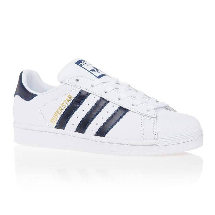competitive price dde7e d3b33 BASKET ADIDAS ORIGINALS Baskets Superstar - Homme - Blanc