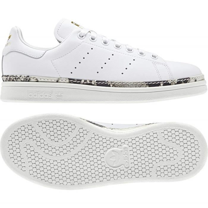 Baskets adidas Stan Smith New Bold Femmes