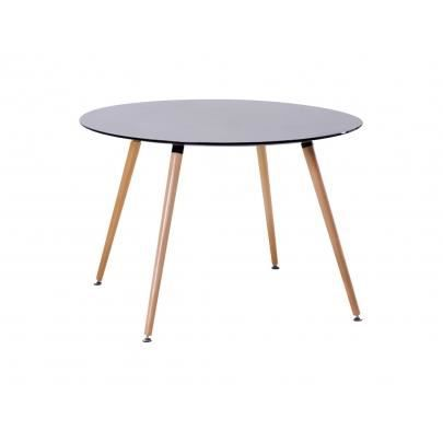 Table manger ronde glee 4 couverts h tre mas achat for Table a manger 12 couverts