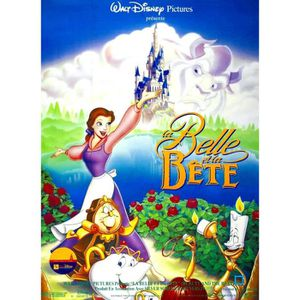 la belle et la bete disney dvd achat vente pas cher. Black Bedroom Furniture Sets. Home Design Ideas