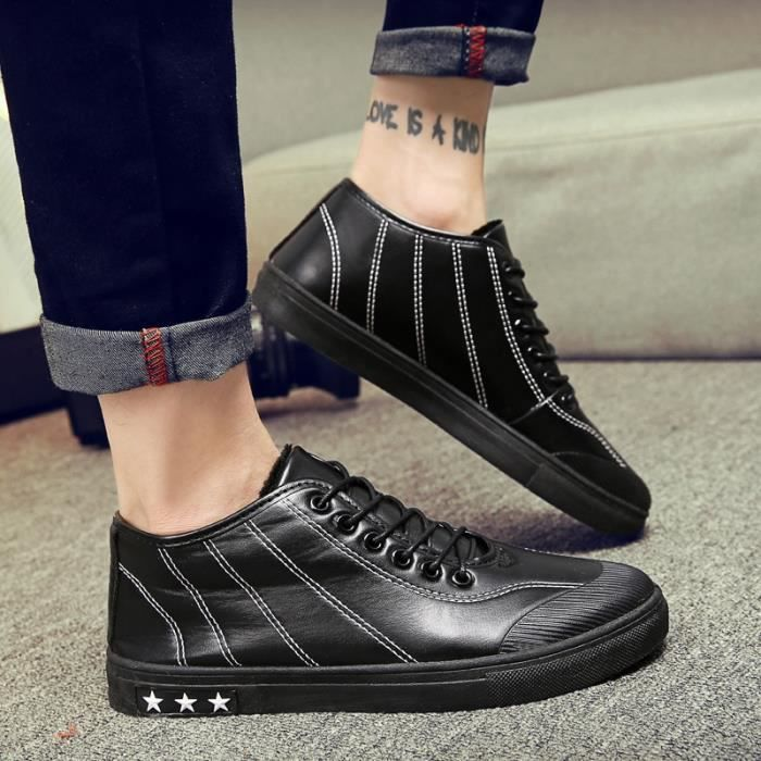 Skateshoes Homme Korean Fashion StyleSkater chaud gris taille40 3vnQ3