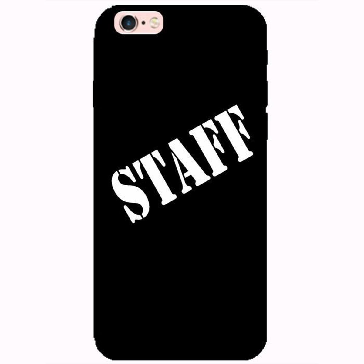 coque iphone 6 staff
