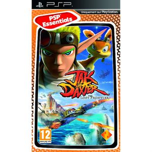 JEU PSP JAK AND DAXTER: THE LOST FRONTIER ESSENTIAL / PSP