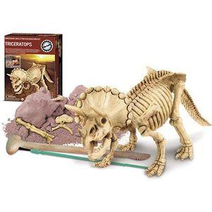 HISTOIRE - GEO 4M KIDZLABS Déterre ton dinosaure - Triceratops
