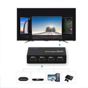 REPARTITEUR TV Splitter HDMI 3 Entrées à 1 Sortie 4K 1080p Full H