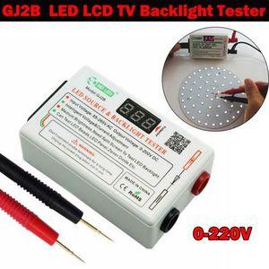 TESTEUR DE BATTERIE GJ2B 0-220V Testeur De Lampe Rétroéclairage Monite