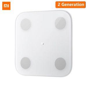 PÈSE-PERSONNE Xiaomi Smart Body Fat Composition Échelle 2 Blueto