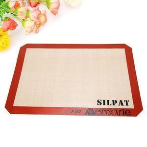 FEUILLE DE CUISSON  Silicone Mat Baking De-8719178732997