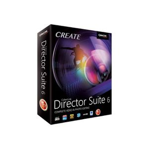 MULTIMÉDIA CyberLink Director Suite (v. 6) ensemble de boîtes