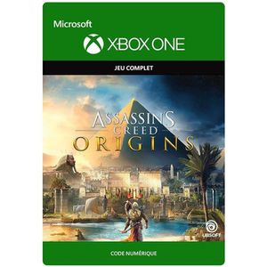 JEU XBOX ONE À TÉLÉCHARGER Assassin's Creed Origins Jeu Xbox One à télécharge