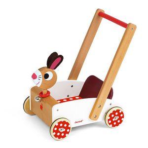 REMORQUE - CHARIOT Chariot Crazy Rabbit (bois)