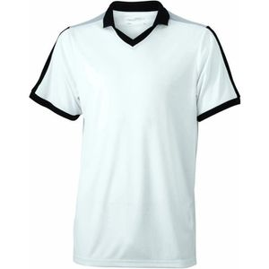 SOMMIER Maillot multisport ADULTE col V style polo JN467 -