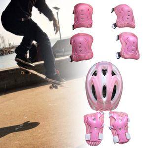KIT PROTECTION Enfants Sports équipement de Protection 7 in 1 Kit