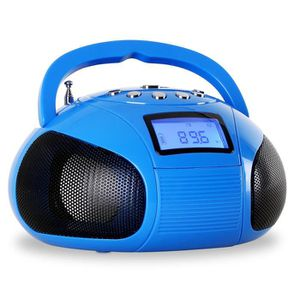 RADIO CD CASSETTE oneConcept Bamboombox Mini-radio SD USB Bluetooth