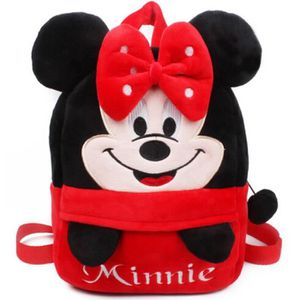 CARTABLE Cartoon Minnie Kid Sac à dos pour fille ou garçon
