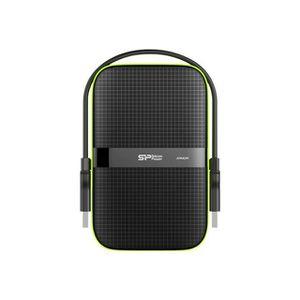 DISQUE DUR EXTERNE SILICON POWER Disque dur externe USB 3.0 A60 - 1 T