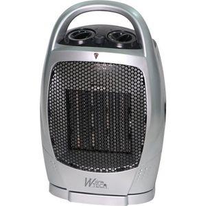 RADIATEUR D'APPOINT Chauffage soufflant ceramique - radiateur 1500W -