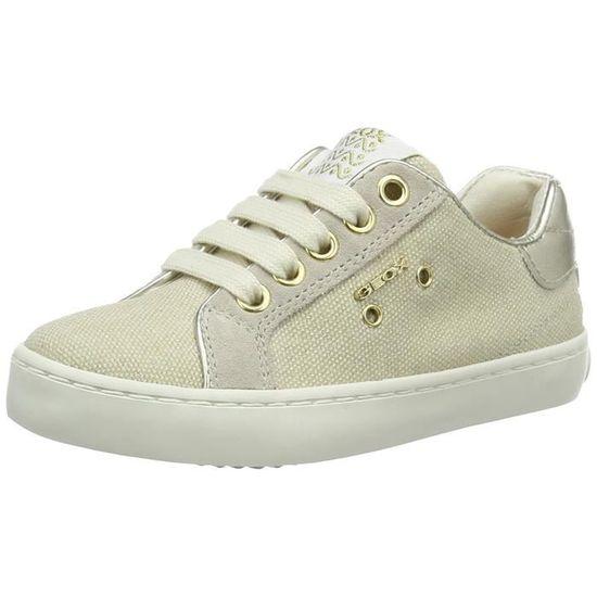 Geox J Kilwi Girl N Sneakers Basses Femme
