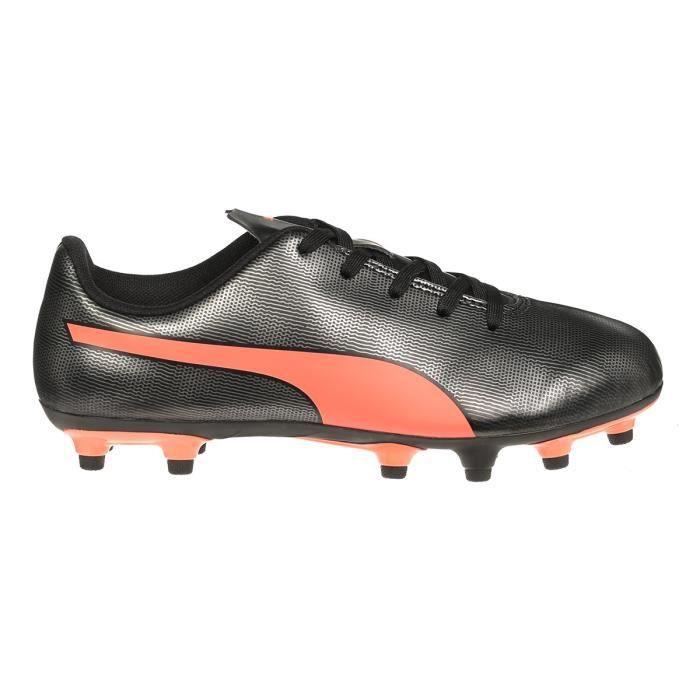 PUMA Chaussures de Football RAPIDO FG JR - Enfant - Gris