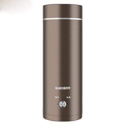Mini bouilloire électrique eau chaude chaudière thermique voyage en acier inoxydable thé café lait bouillant tasse porta*HH5229