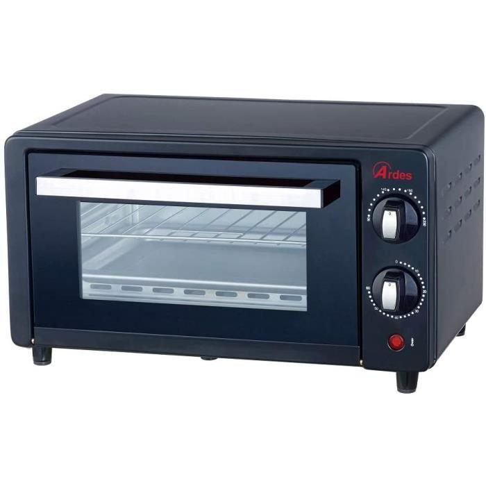 FOUR Ardes Mini four &eacutelectrique Noir 10 L 800 W111