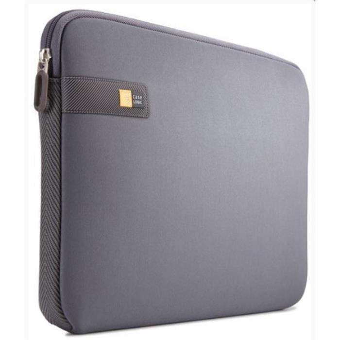 CASE LOGIC Housse ordinateur portable Laps Sleeve - 14- - Graphite
