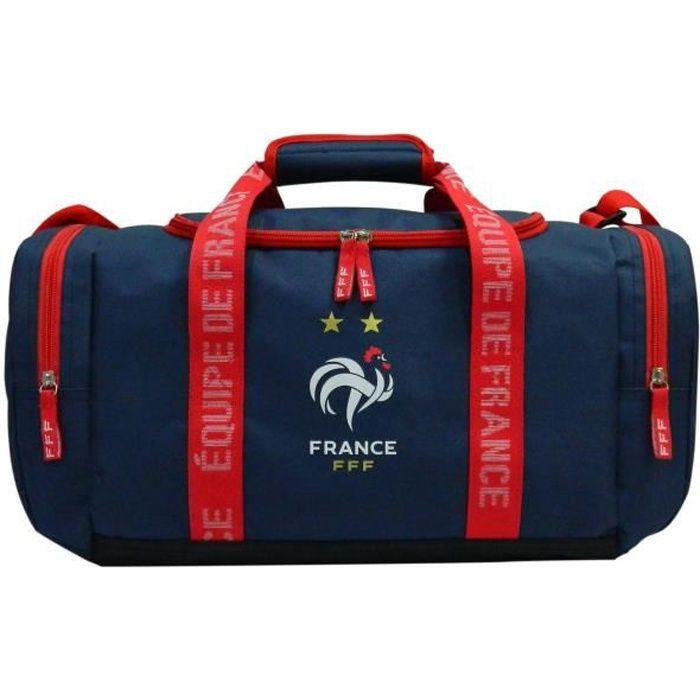 Sac de sport FFF - Collection officielle Equipe de France de Football