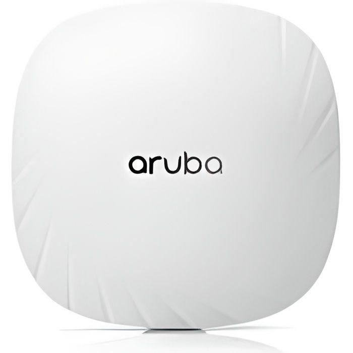 ARUBA Borne d'accès sans fil HPE AP-505 (RW) - Campus - Bluetooth 5.0, 802.11ax - Bluetooth, Wi-Fi