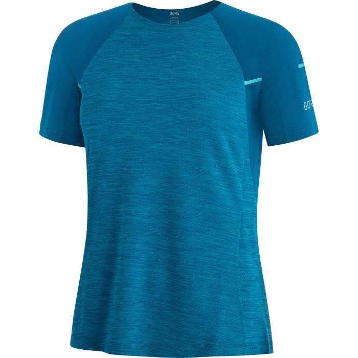 T-shirt femme Gore Vivid - bleu ciel - 36