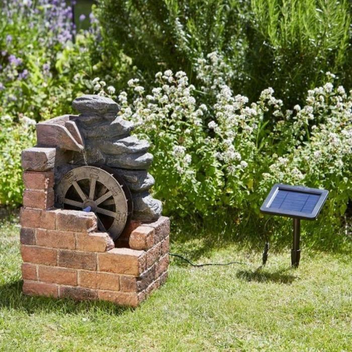 Smart Solar Heywood Fontaine solaire