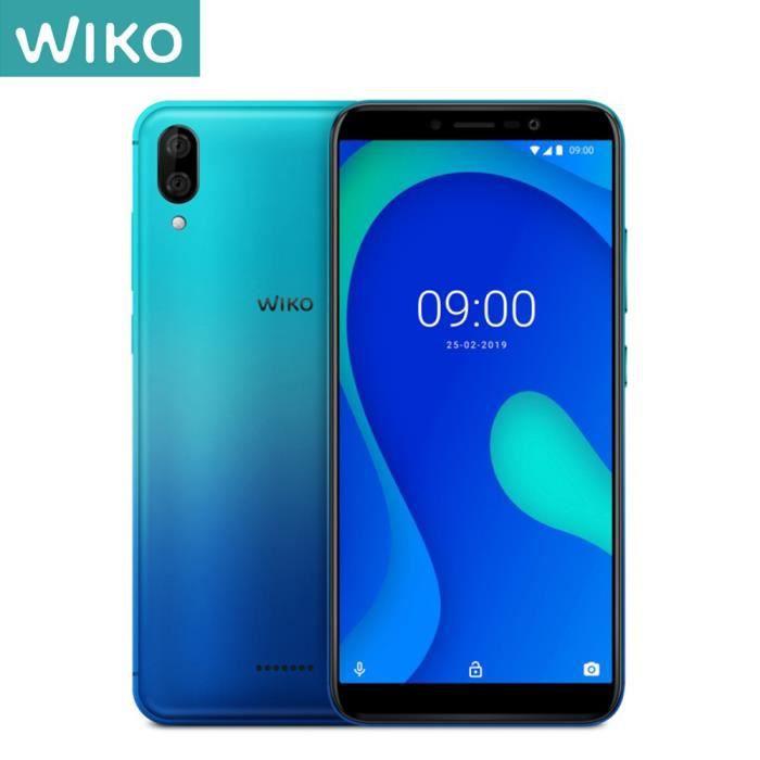 WIKO Y80 Bleu 3Go 32Go