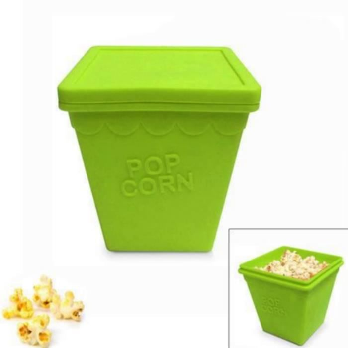 Magic pop corn vert.