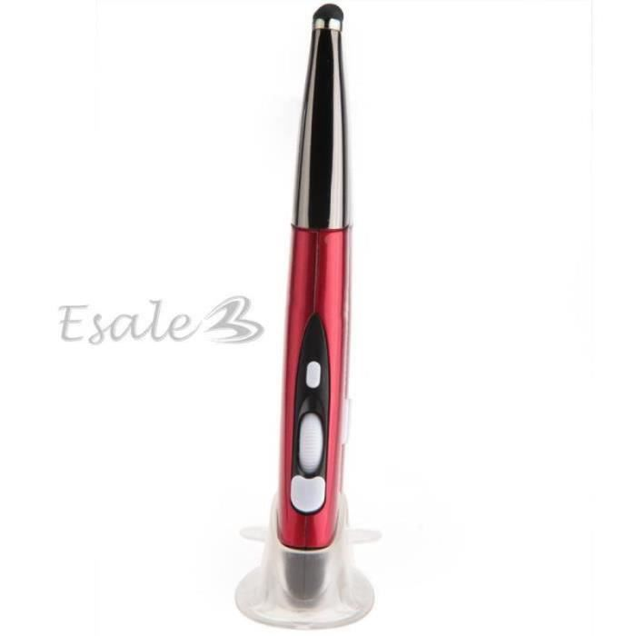 BO08800-Souris Stylo Crayon Optique Sans Fil 2.4GHz 800-1200-1600CPI pour PC Portable