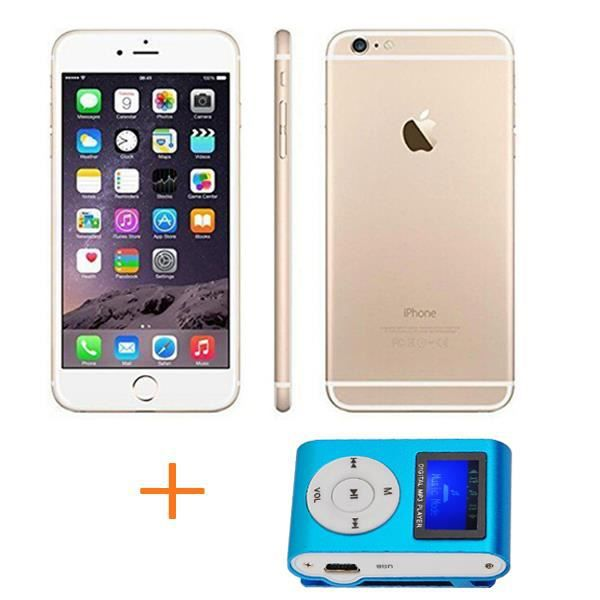 apple iphone 6 plus 5 5 16 gb or sans touch id smartphone. Black Bedroom Furniture Sets. Home Design Ideas
