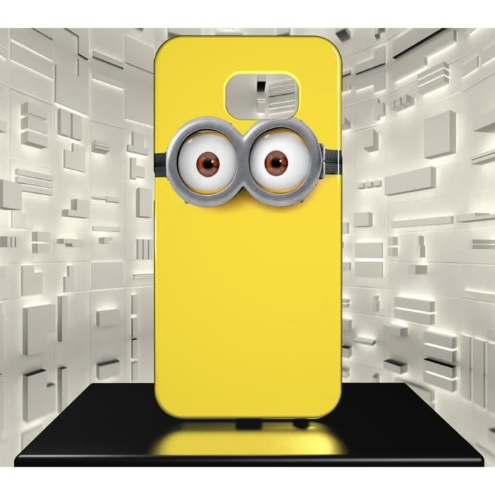 coque galaxy s6 minion