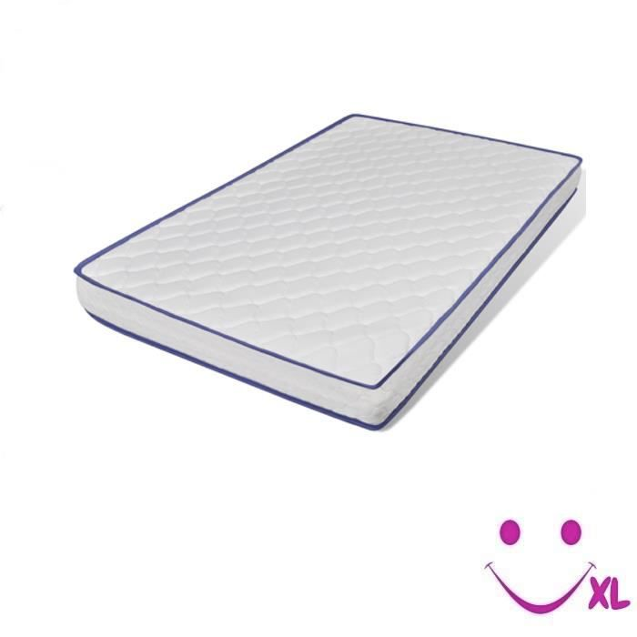 matelas m moire de forme 200 x 90 x 17 cm 2009899727997 achat vente matelas cdiscount. Black Bedroom Furniture Sets. Home Design Ideas