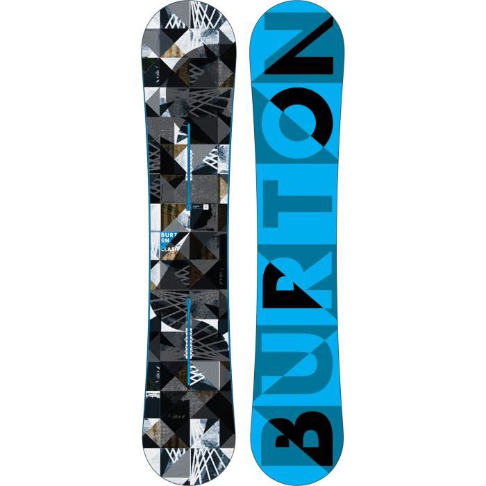 planche de snowboard burton clash gris 160w prix pas. Black Bedroom Furniture Sets. Home Design Ideas