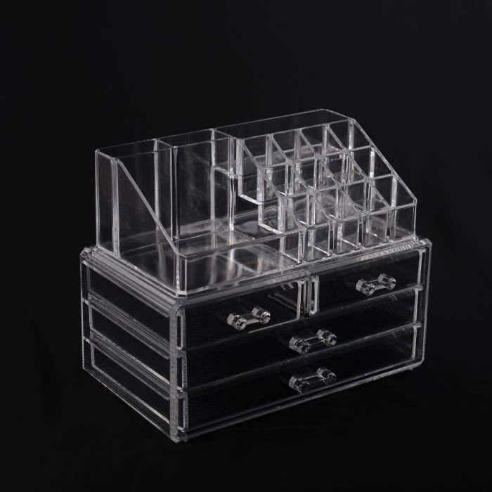 organisateur de maquillage achat vente organisateur de. Black Bedroom Furniture Sets. Home Design Ideas