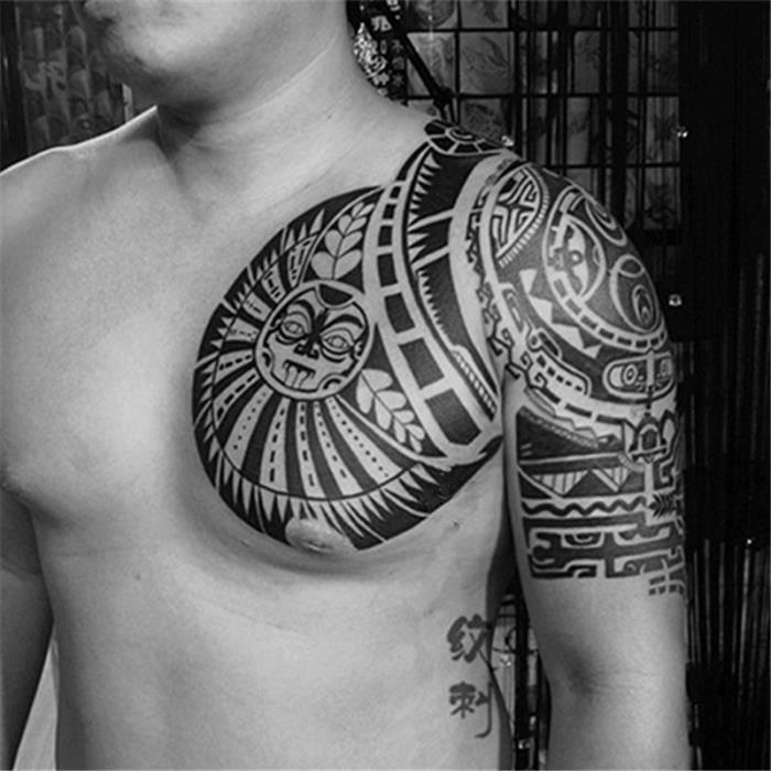 3d Art Etanche Body Tattoo Autocollants Pour Femme Beau Bras Jambe Eclair De Tatouage Temporaire Tatouage Noir Homme Achat Vente Tatoo Bijou De Corps 3d Art Etanche Body Tattoo Cdiscount