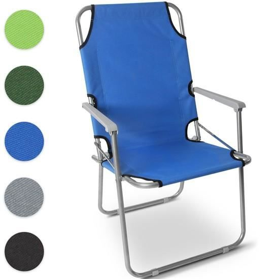 fauteuil pliant de camping achat vente pas cher. Black Bedroom Furniture Sets. Home Design Ideas