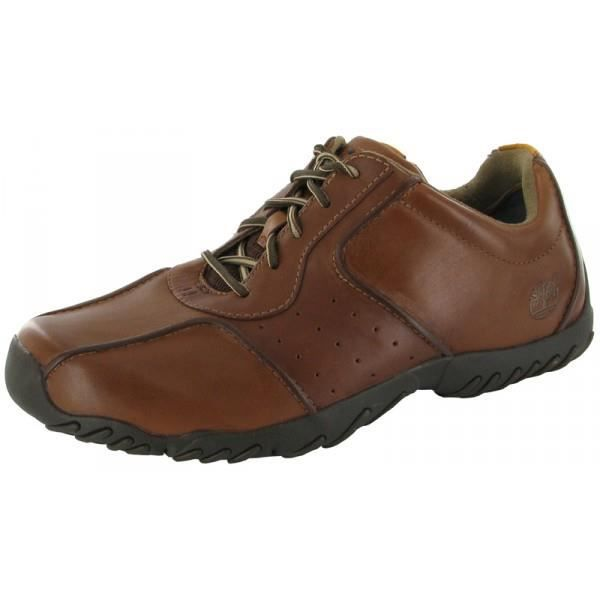 chaussures timberland hommes cuir marron