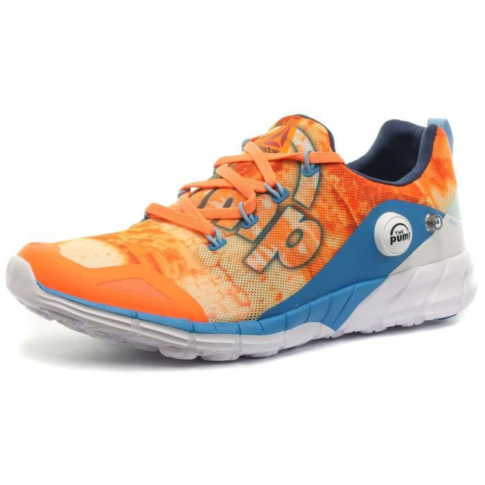Reebok ZPump Fusion 2.0 Dunes Femme Chaussures courses pied