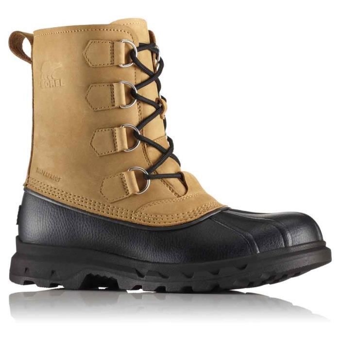 CHAUSSURES DE SKI Chaussures homme Chaussures après-ski Sorel Portzm