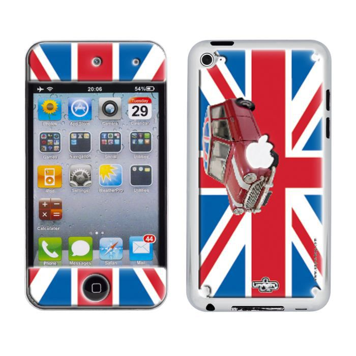 coque ipod touch 4 uk achat vente coque ipod touch 4. Black Bedroom Furniture Sets. Home Design Ideas
