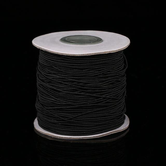 Cordon De Soie pour Bracelet Bijoux Artisanal DIY Faire,10M diamètre 2.5mm